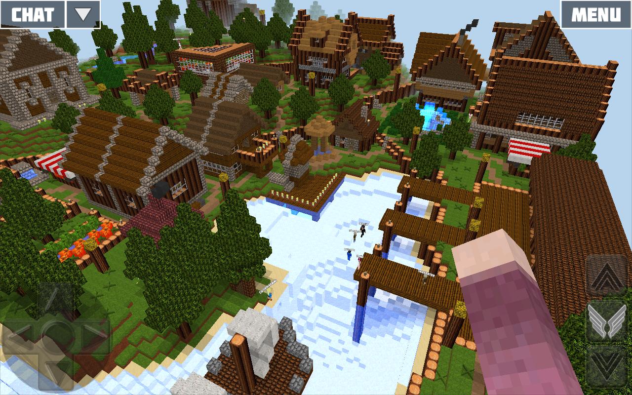 Minecraft World Craft