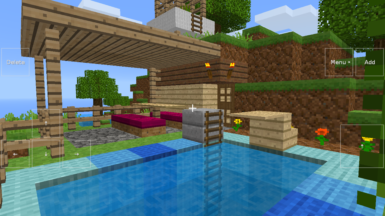 Exploration lite a charming minecraft inspired game for Build a building online